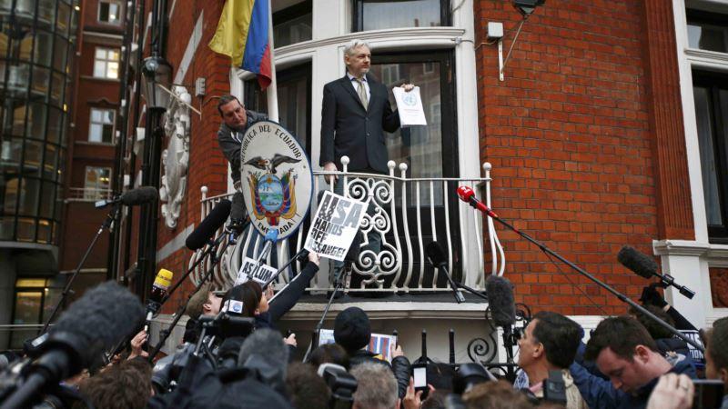 Assange ipak ostaje u ambasadi Ekvadora?