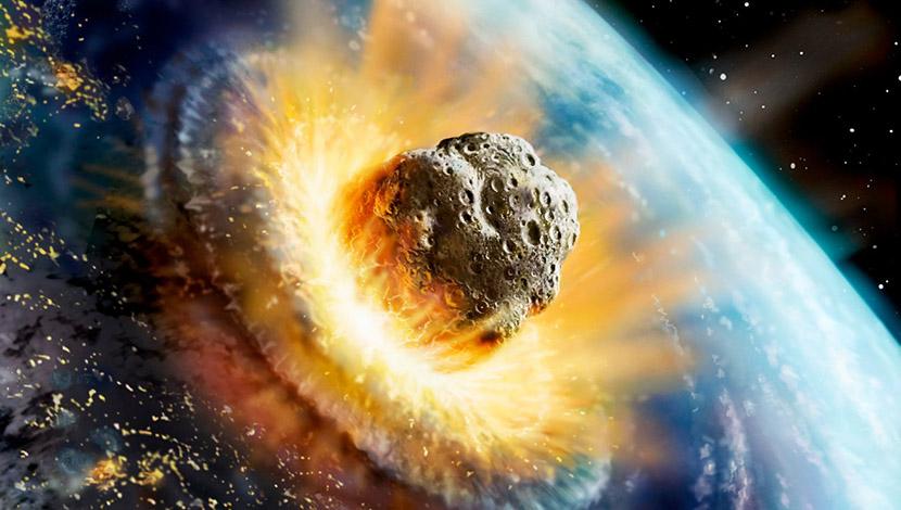 Asteroid koji je zbrisao s lica Zemlje dinosauruse približava se našoj planeti!