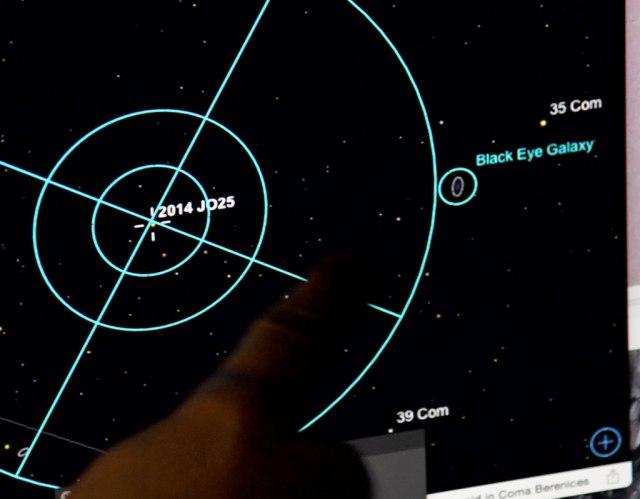 Asteroid veličine Burdž Kalife prolazi pored Zemlje u nedelju