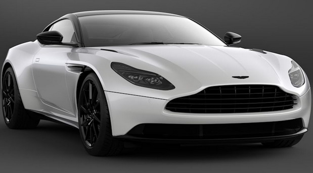 Aston Martin DB11 Shadow Edition