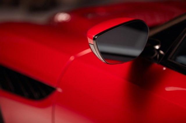 Aston Martin je vizionar  retrovizori sa kamerom