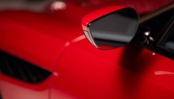 Aston Martin napravio prototip retrovizora s kamerom