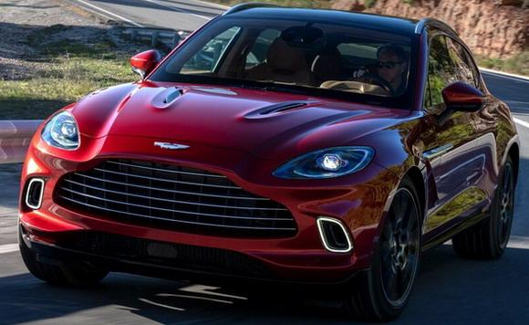 Aston Martin povećao prodaju u prvom kvartalu