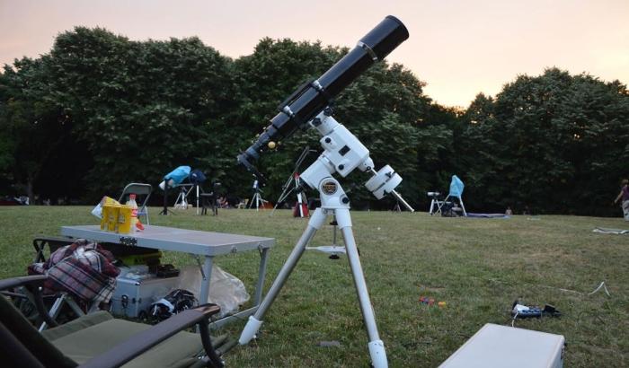 Astronomski kamp Letenka 2017 od 20. jula na Fruškoj gori