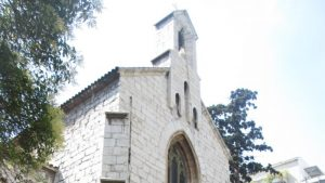 Atina: Anglikanska crkva i priče iz davnina