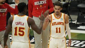Atlanta povela protiv Milvokija u finalu Istočne konferencije, 48 poena Janga