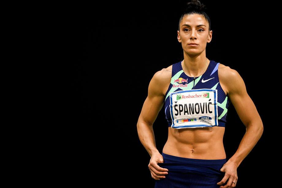 Trijumf Španovićeve, nacionalni rekord Sinančevića, Duplantis preskočio 6,10