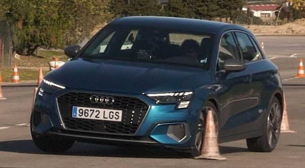 """Audi A3 Sportback solidan na """"testu severnog jelena"""""""