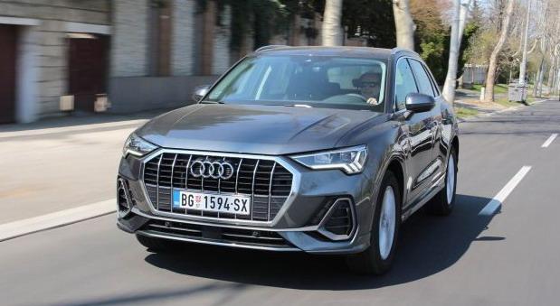 Audi Q3 35 TFSI S tronic na testu Auto magazina
