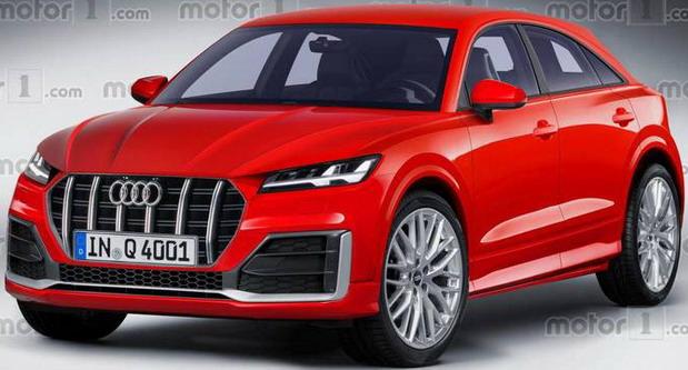Audi Q4 stiže 2019. godine