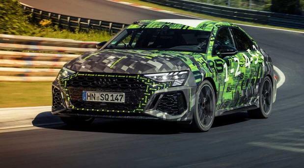 Audi RS3 Sedan postavio novi rekord na Nirburgringu