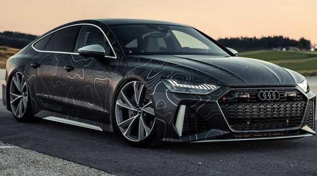 Audi RS7 Sportback sa 962KS