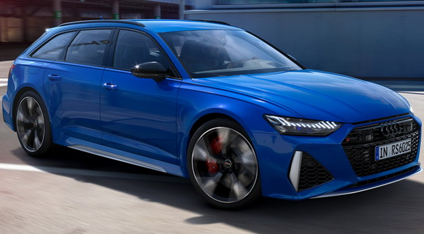 Audi paket 25 Years Of Audi RS
