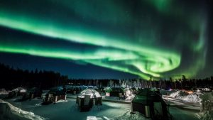 Aurora Borealis: Polarna svetlost nam je sve bliže