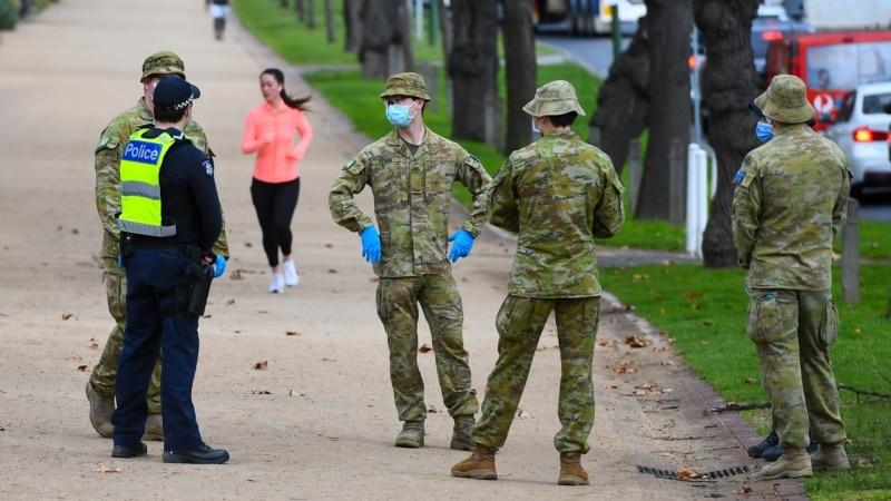 Australija šalje vojsku radi provođenja mjera zatvaranja u Sydneyu