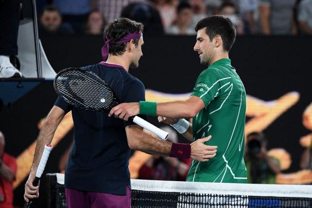 Australijanac provalio Rodžera i pohvalio Novaka