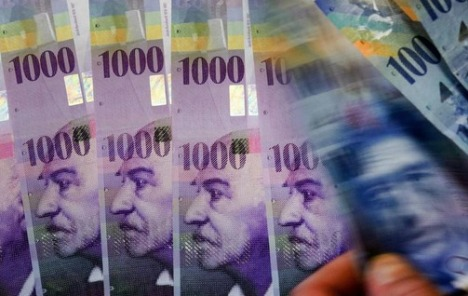 Austrija želi smanjiti volumen kredita u francima