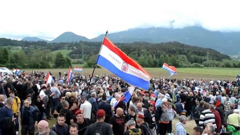 Austrijanci na Bleiburgu pritvorili šest osoba