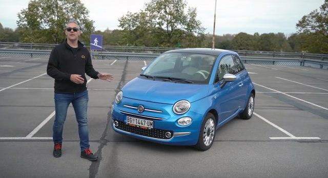 Auto-test: FIAT 500 – gradska legenda VIDEO