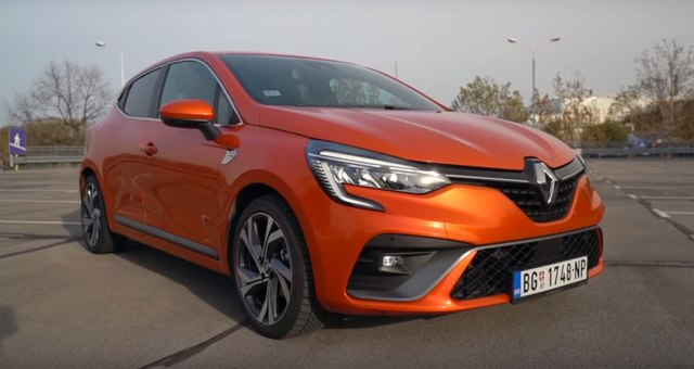 Auto-test: Renault Clio – francuska vatrena pomorandža VIDEO