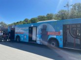 Autobus za vakcinaciju u subotu na Zemunskom keju