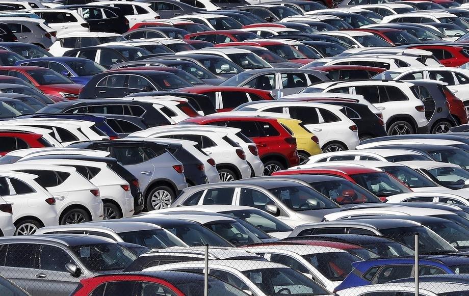 Autoindustrija u Evropskoj uniji izgubila 2,4 miliona motornih vozila