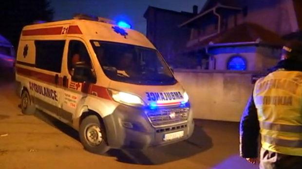 Mladić sa probnom dozvolom izazvao udes na Miljakovcu, povređeno šest tinejdžera