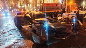 Automobili i Betmen: Policija u Moskvi zaplenila betmobil