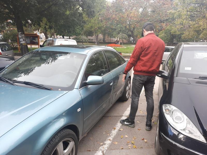 Automobilom mu poznanik pregazio nogu, Nišlija traži da nadležni ubrzaju istragu