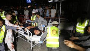 Avganistan: 63 žrtve u eksploziji bombe na svadbi u Kabulu
