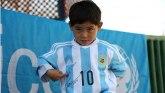 """Avganistan: Mali Mesi"""" morao da beži zbog pretnji talibana"""