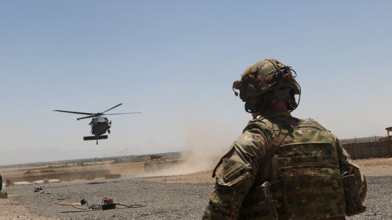 Avganistan: U padu helikoptera poginula dvojica vojnika SAD