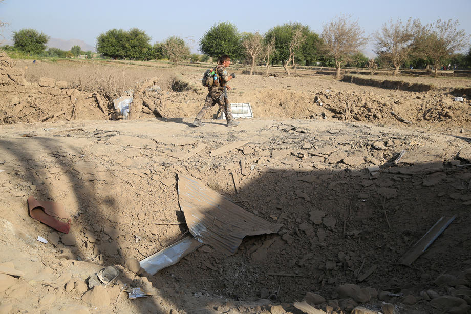 Avganistanski vojnici traže utočište u Pakistanu