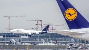 Avion 'Lufthanze' prekinuo let na liniji Frankfurt-Teheran i vratio se kući