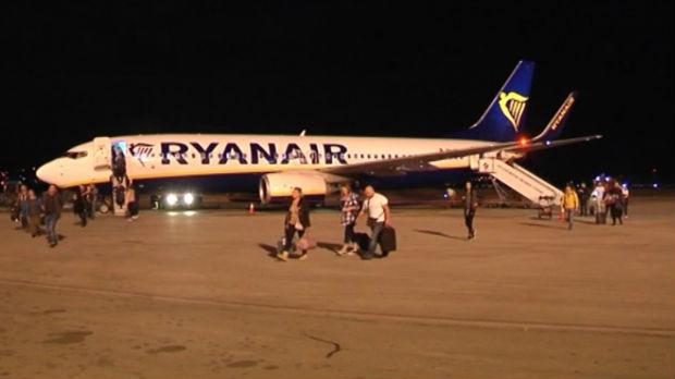 Avion s Malte sleteo u Niš
