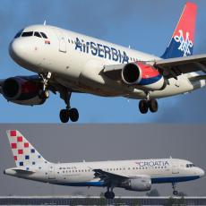 Avion sa našim građanima iz Moskve i Varšave stigao na aerodrom Nikola Tesla