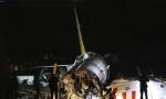 Avion se raspao na tri dela: Uhapšen kapetan
