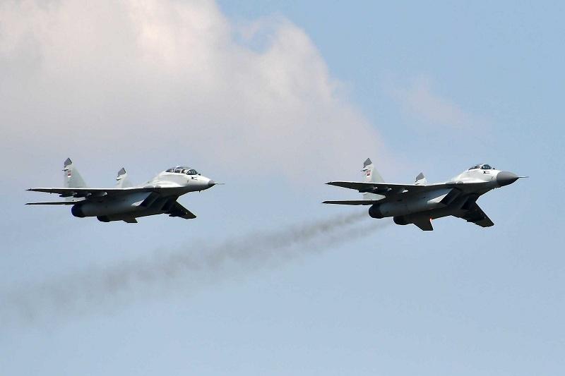 Avioni Vojske Srbije nadletali Jarinje