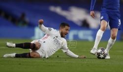 Azar se izvinio zbog smejanja posle eliminacije Reala iz Lige šampiona