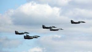 Azerbejdžan: Srušio se Mig-29, potraga za pilotom