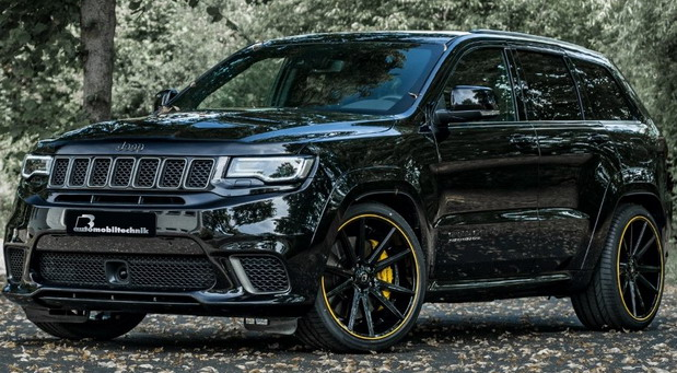 B&B Jeep Grand Cherokee Trackhawk sa 800KS