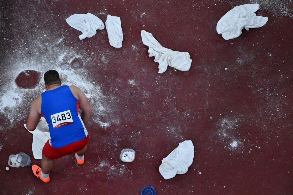 BACANJE KUGLE: Sinančević u finalu OI u Tokiju, Kolašinac završio takmičenje