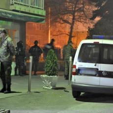 BAČENA EKSPLOZIVNA NAPRAVA NA STAMBENU ZGRADU: Ima oštećenja, policija traga za počiniocem