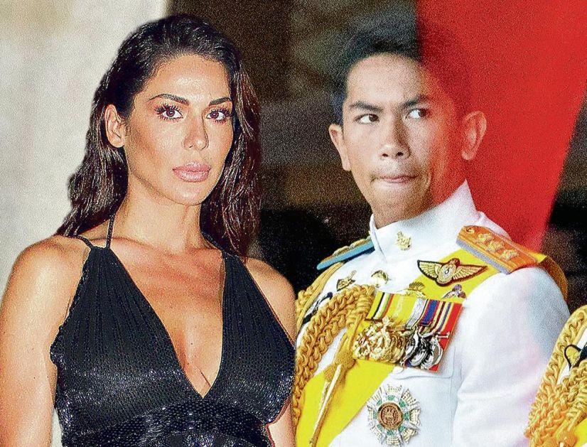 BACILA OKO NA NAJBOGATIJEG PRINCA NA SVETU: Marina Visković bi sina sultana od Bruneja! Vladar težak 20 milijardi dolara