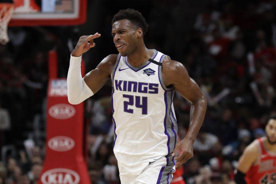 BADI HILD SE UPISAO U NBA ANALE: Košarkaš Sakramenta najbrže ubacio 1.000 trojki VIDEO