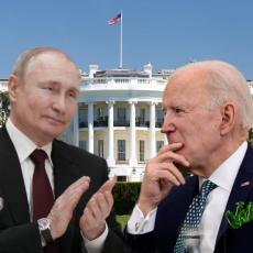 BAJDEN SE UPLAŠIO PUTINA? Potpuno promenio ploču, hvali ruskog predsednika na sva zvona (VIDEO)