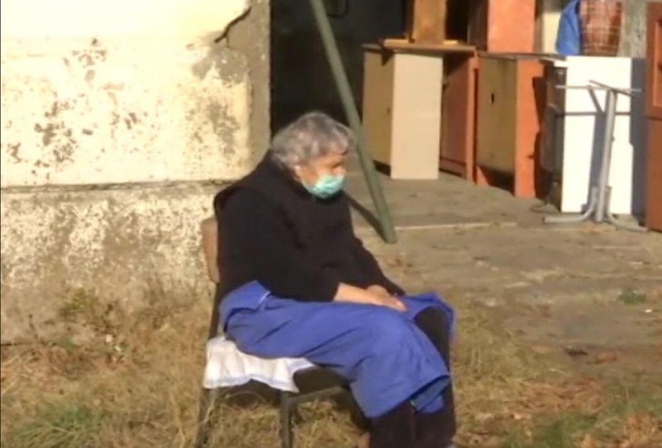 BAKA LEPOSAVA IMA 87 GODINA I NIJE ODLAZILA IZ PRIŠTINE: Sada hoće da joj ruše zgradu, ona neće ni da čuje za preseljenje