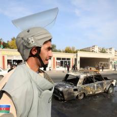 BAKU FORMIRA TERORISTIČKE BAZE! Celom regionu preti ratna eskalacija: Koji je odgovor Jerevana?