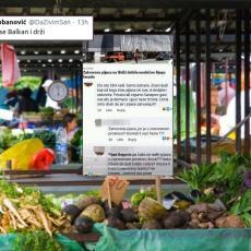 BALKAN SE KIDA OD SMEHA: Zatvorena pijaca dobiće novu fasadu, ali Rajko to nije NAJBOLJE SHVATIO (FOTO)