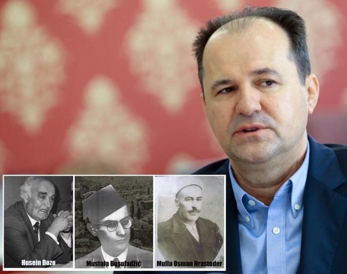 BANA traži smjenu Safeta Softića sa mjesta predsjednika Sabora Islamske zajednice